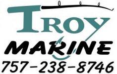 troymarine.com logo
