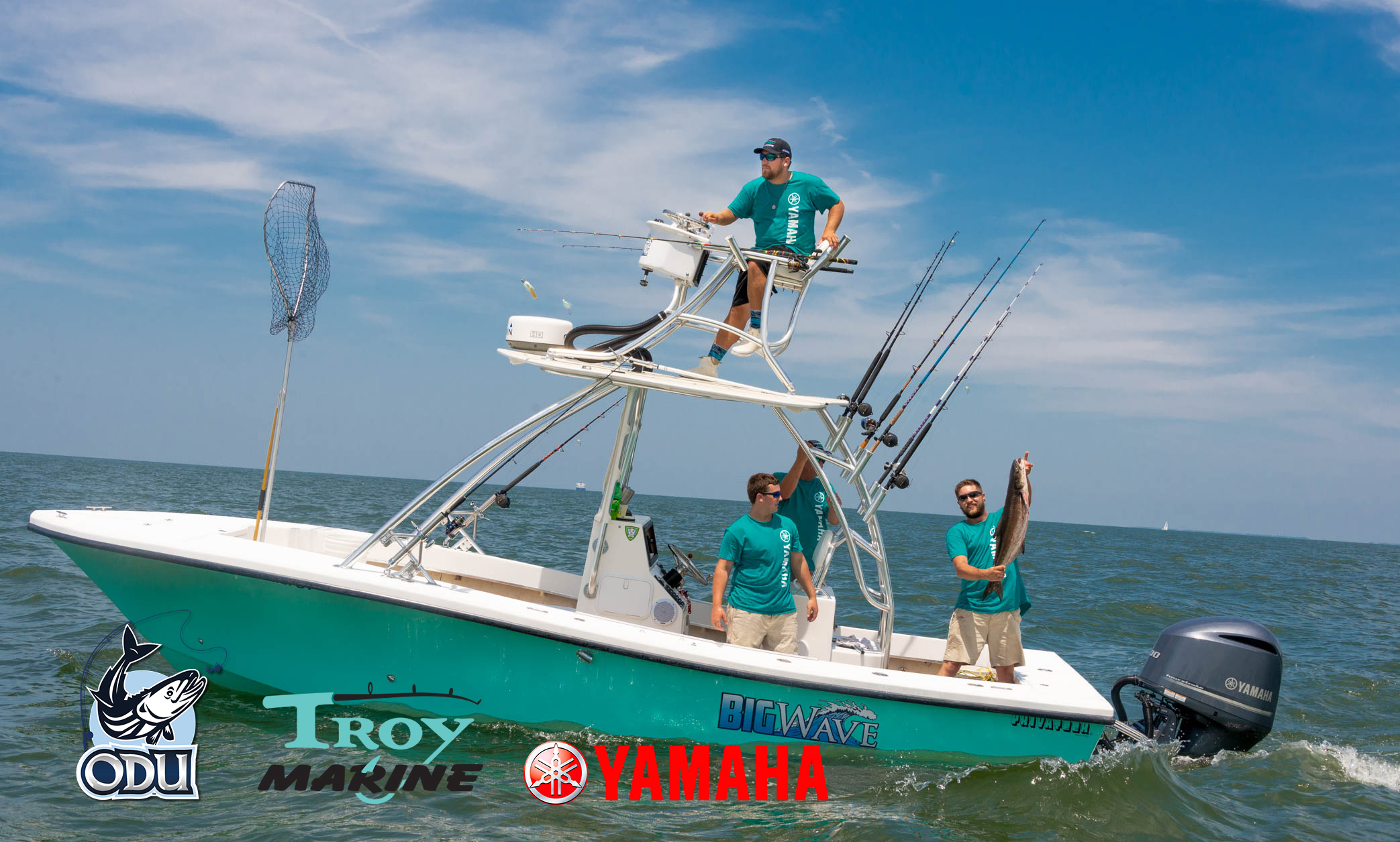 Troy Marine is a Full Line Key Yamaha Marine dealer
